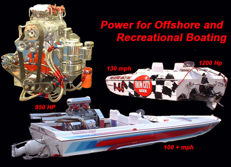 RCS Marine Engines