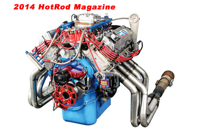 2014 Hot Rod Magazine RCS 432 Cleveland